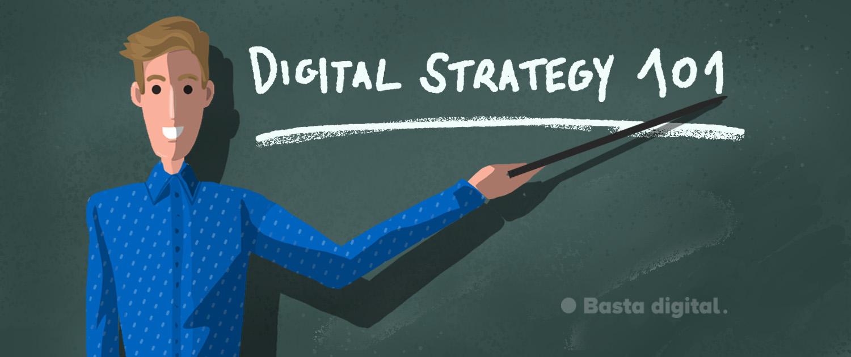 stratégia digitálneho marketingu