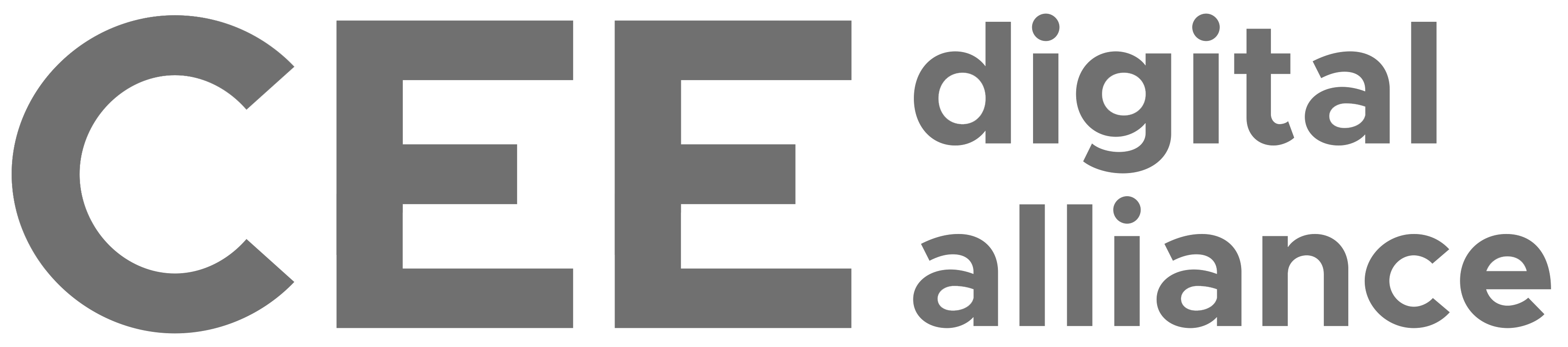 Logo CEE Digital Alliance grey